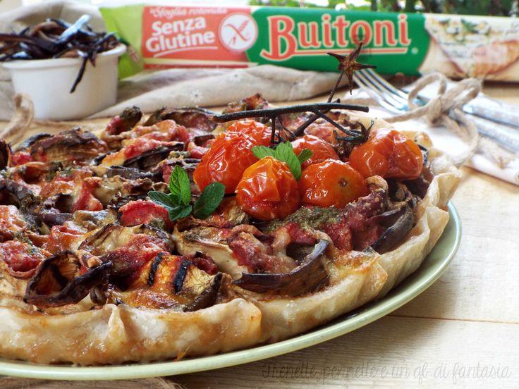 Torta+rustica+con+melanzane+alla+parmigiana