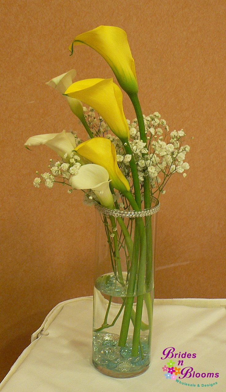 Best images about calla lily tulip centerpieces on
