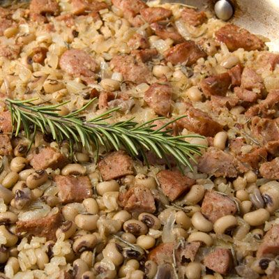 Calasparra Hoppin' John | Recipe | Hoppin' John, Recipe Ideas and ...