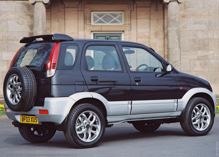 2003 Daihatsu Terios Sport