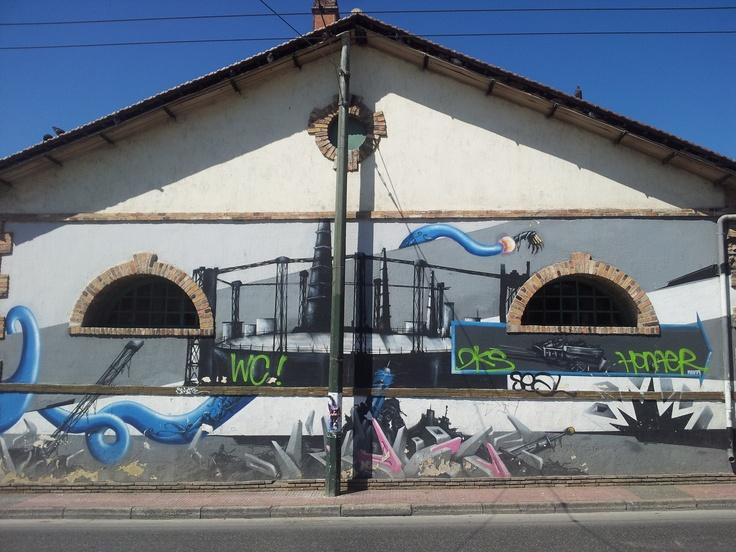 athen street art