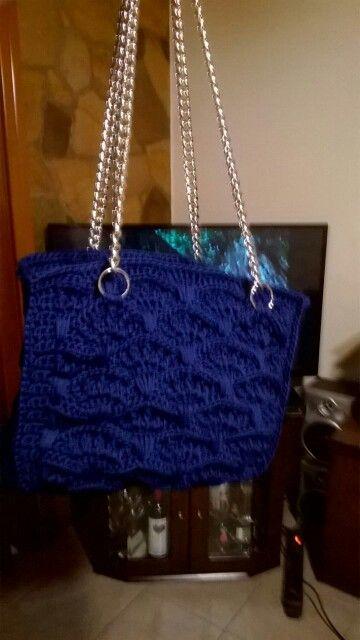 "Knitting ""ventalia"""