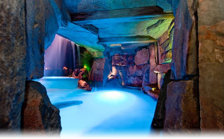 347 best pools hot tubs images on pinterest dreams for Swimming pool grotto design