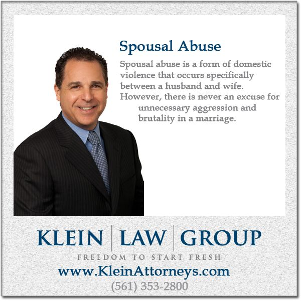 Spousal Abuse Is A Form Of Domestic Violence That Occurs