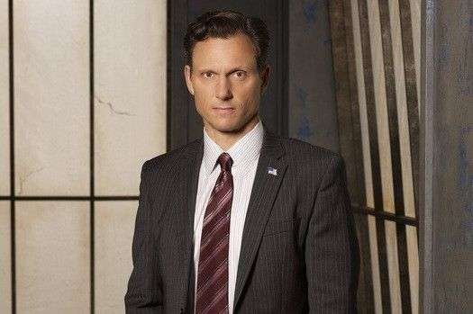 "Tony Goldwyn as President Fitzgerald ""Fitz"" Grant on Scandal.  I wish our President actually looked like this! ;)"