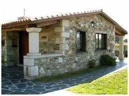 Resultado de imagen para fachadas de casas sencillas de infonavit de un piso
