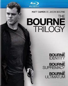 Amazon.com: The Bourne Trilogy (The Bourne Identity / The Bourne Supremacy / The Bourne Ultimatum) [Blu-ray]: Matt Damon, Chris Cooper, Fran...