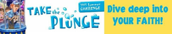 An Interview with Christi Lynn, Bob Smithhouser and Jesse Florea with 'Adventures in Odyssey' on the Take the Plunge Summer Challenge