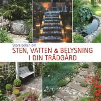Hur förnyar man sin trädgård och gör den trivsam och mysig? Jo, genom att skapa olika uterum i trädgården som man sedan inreder med hjälp av blommor och växter, vackra stenarrangemang, porlande vatten och  inte minst  stämningsskapande belysning. Trädgårdsexperterna Britt-Louise och Göran Malm ger dig råd och tips på hur du delar in din trädgård i olika rum, hur du anlägger gångvägar och trappor, odlar i amplar och lådor och skapar trivsamma sittplatser. Här finns också ett digert kapitel…