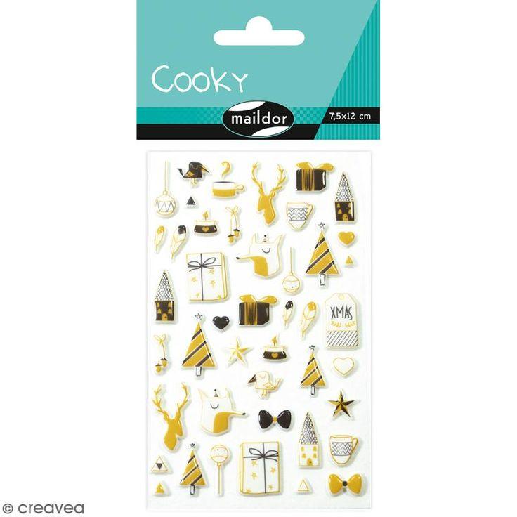 Compra nuestros productos a precios mini Caja creativa - Navidad negro y dorado - Entrega rápida, gratuita a partir de 89 € !