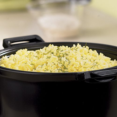 Savory Vegetable Rice Pilaf - The Pampered Chef®
