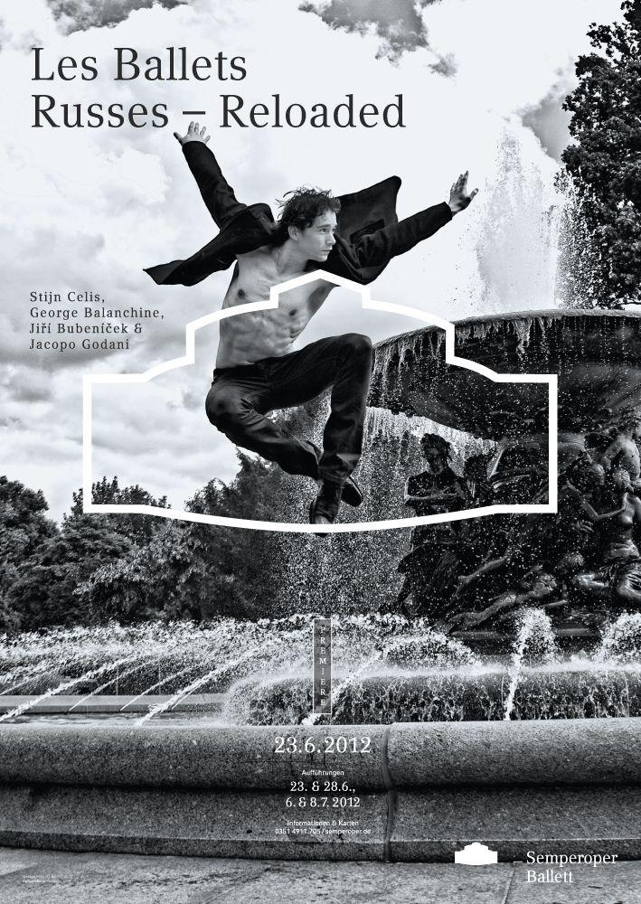 Semperoper Ballett — Plakatserie