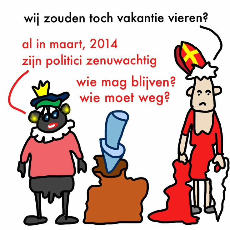 De zak van Sinterklaas!