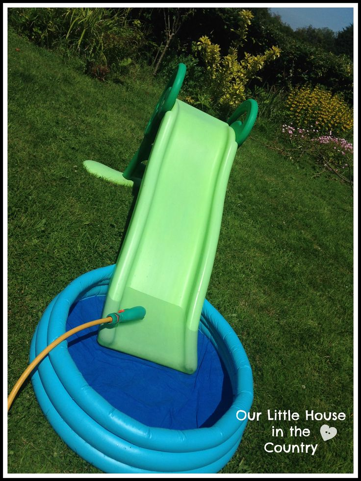 Water Themed Birthday Party Games - Our Little House in the Country #waterballoons #birthdayparty #summer