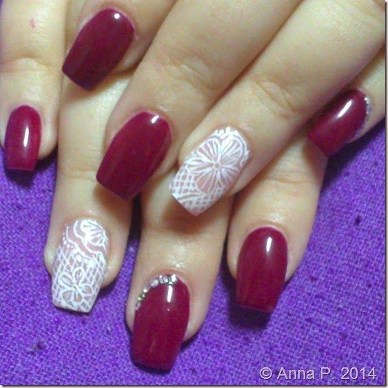 Σχεδια νυχιων για την Ρεβεγιον και οχι μονο 1-TwoChiChis #nails #nailart #polish #gel #christmas #revegion