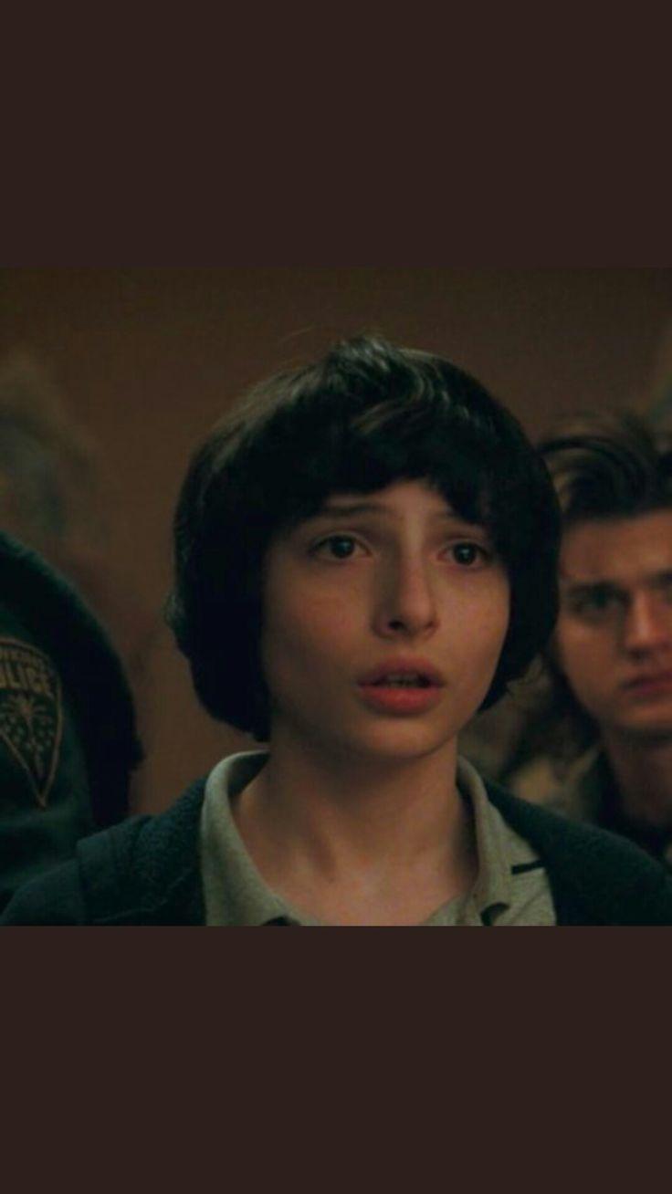 When he saw Eleven!!!! Season 2 spoilers!!!!