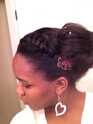 Admirable 1000 Images About Hair On Pinterest Relaxed Hair Healthy Hairstyle Inspiration Daily Dogsangcom