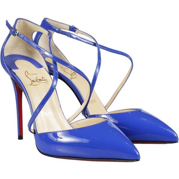 The 25  best Royal blue high heels ideas on Pinterest | High heels ...