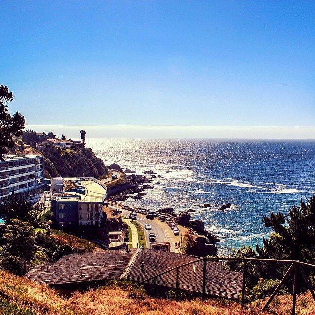 Imágenes del mundo: Concón (Valparaíso - Chile)... #cibervlachoimagenesdelmundo Visita mi Blog: http://cibervlacho.blogspot.com