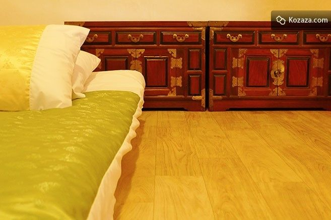 Warm and cozy house, Hanok Guesthouse 210: Family Room
