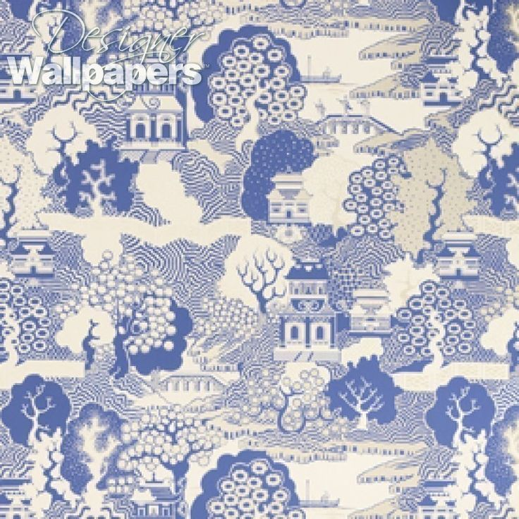 Summer Palace Originates From Osborne And Littleu0027s Earliest Hand Printed  Designs. Visually Engaging Yet Simple