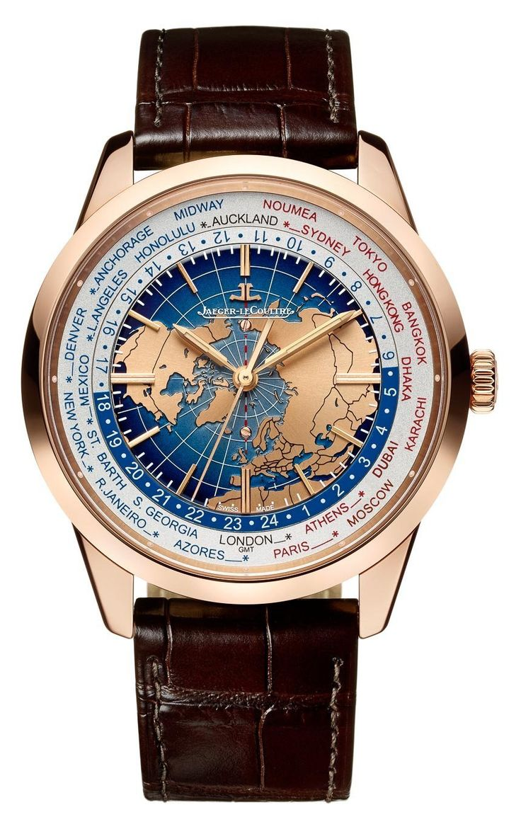 JAEGER-LeCOULTRE Geophysic Universal Time $25,000.00