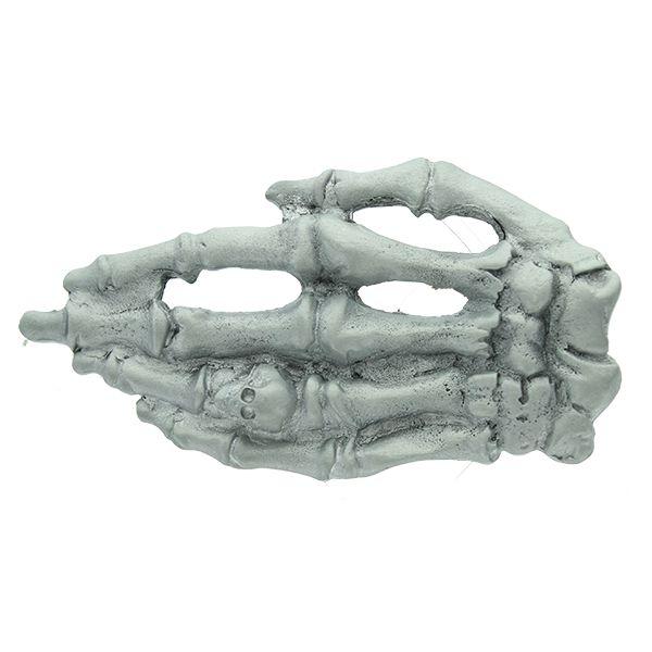 Skeleton Hand Belt Buckle