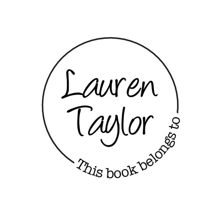 """CUSTOM this BOOK BELONGS to rubber stamp - personalized stamp, book stamp, library stamp, teacher stamp, classroom stamp 1.7""""x1.7"""" (cts88) by DoodleStamp on Etsy https://www.etsy.com/listing/239524627/custom-this-book-belongs-to-rubber-stamp"""