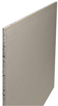 Dim. : 2,50 x 1,20 m, soit 3 m². Polystyrène ép. 20, 40 ou 80 mm + plaque de plâtre ép. 10 mm. Pose par collage au mortier adhésif. Pas de tassement dans le tem