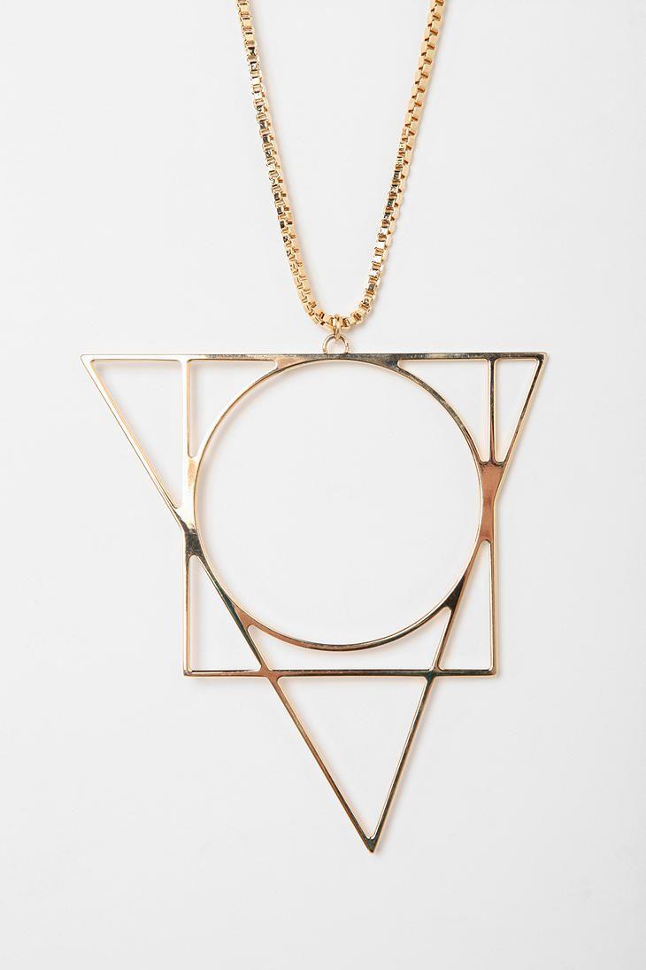 MariaFrancescaPepe Bauhaus Necklace Accesorios