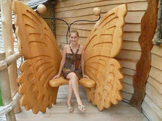 I can't begin to tell you how much I WANT THIS BENCH!