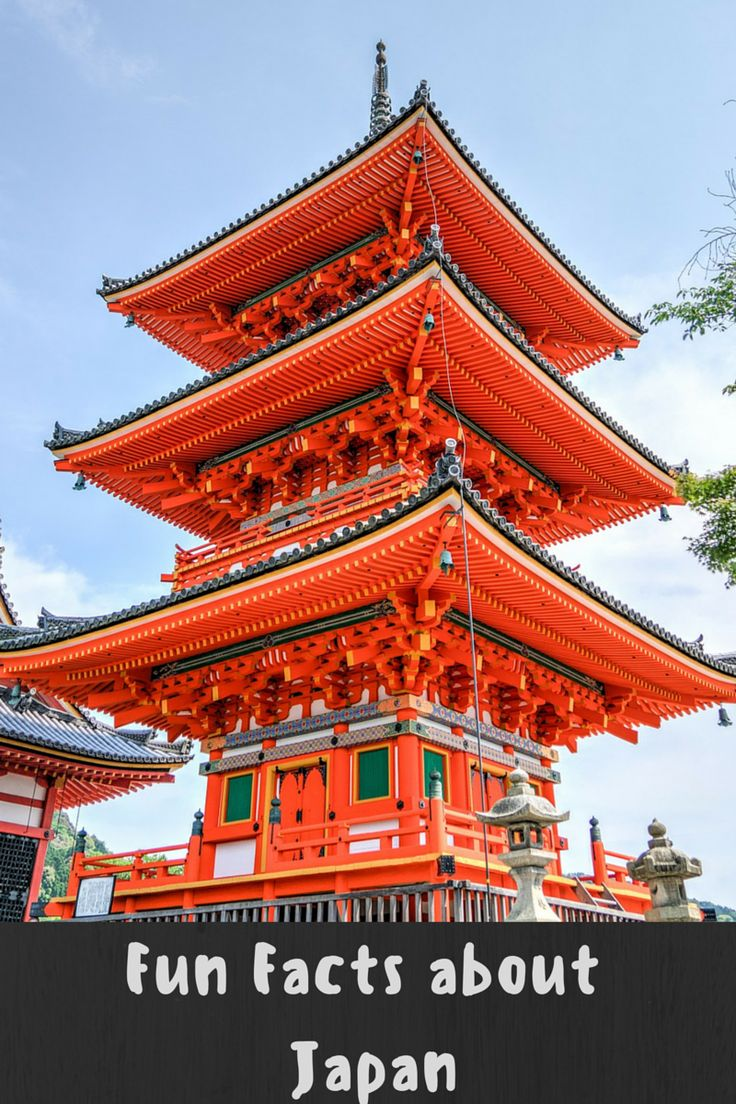 facts about japan A comprehensive budget travel guide to the the country of japan with tips and advice on things to do, see, ways to save money, and cost information.