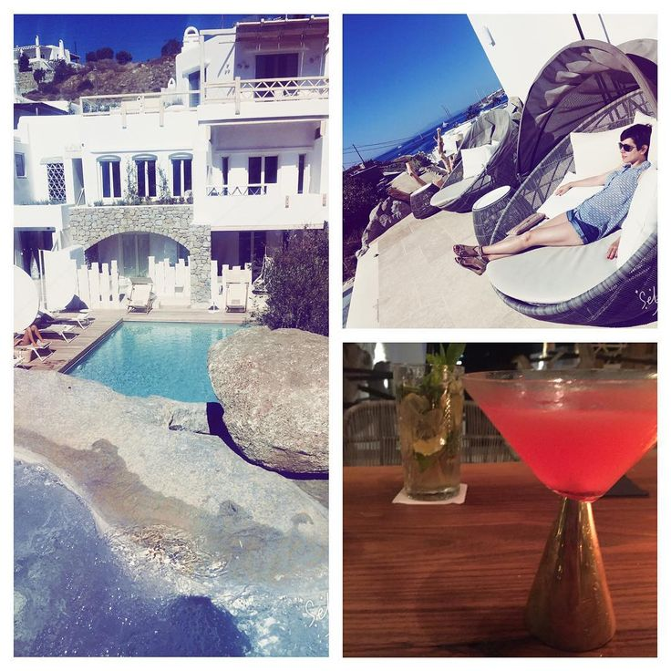 #Mykonos #ornos #kensho #cocktail #holiday #lovemylife