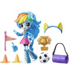 MY LITTLE PONY Equestria Girls Minis -pyjamabilesetti Rainbow Dash