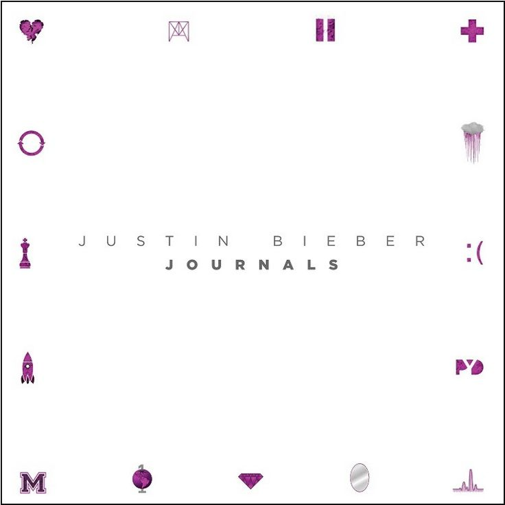 Justin Bieber Journals on 2LP Available on Vinyl for the First Time Fresh off the chart-topping debut of his fourth studio album, Purpose, RBMG/Def Jam Recordings artist Justin Bieber will see his fir