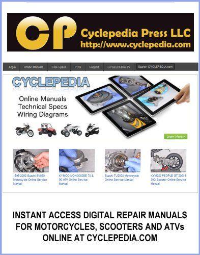 17 best klr 650 manuals images on pinterest klr 650 repair 1984 2007 kawasaki klr600650 service manual fandeluxe Choice Image