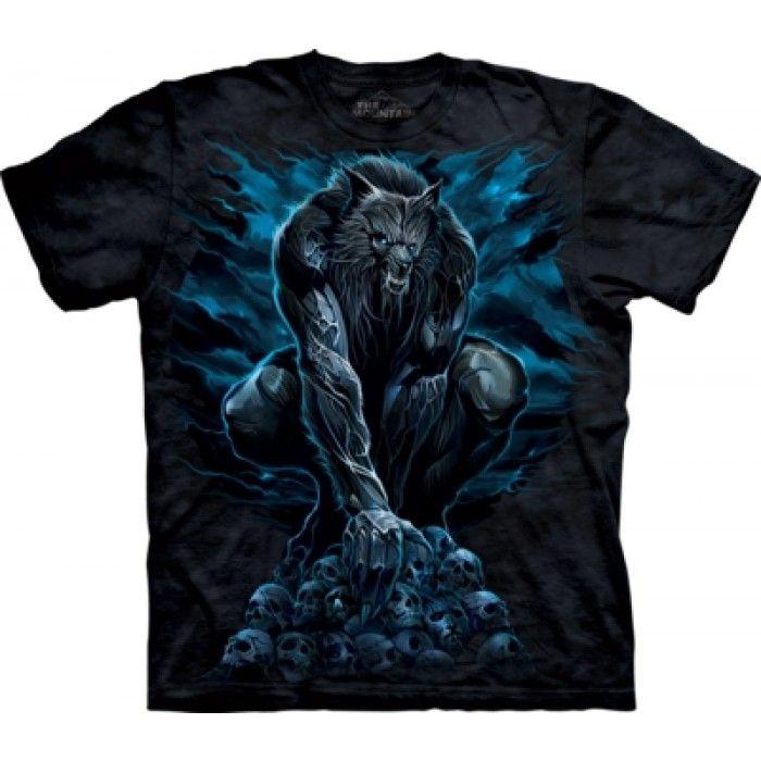 Tricouri The Mountain – Tricou Werewolf Rising