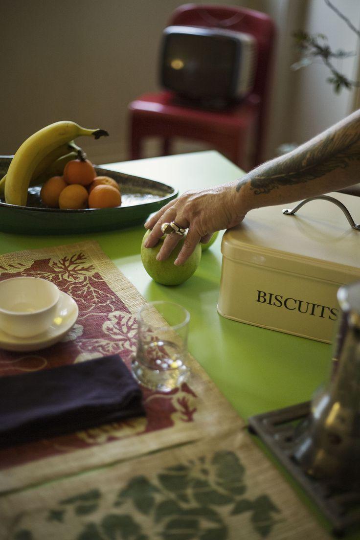 Breakfast (Shilla Mantovani set stylist, photo: Michela Nale)