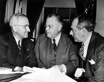 an overview of the doctrine of harry s truman an american president What is the truman doctrine it was first announced to congress by president harry s truman on the truman doctrine was an american foreign policy to stop.