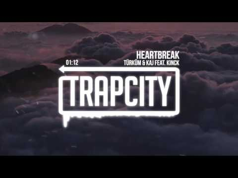 Türküm & KAJ - Heartbreak (feat. Kinck) - YouTube // Trap, music