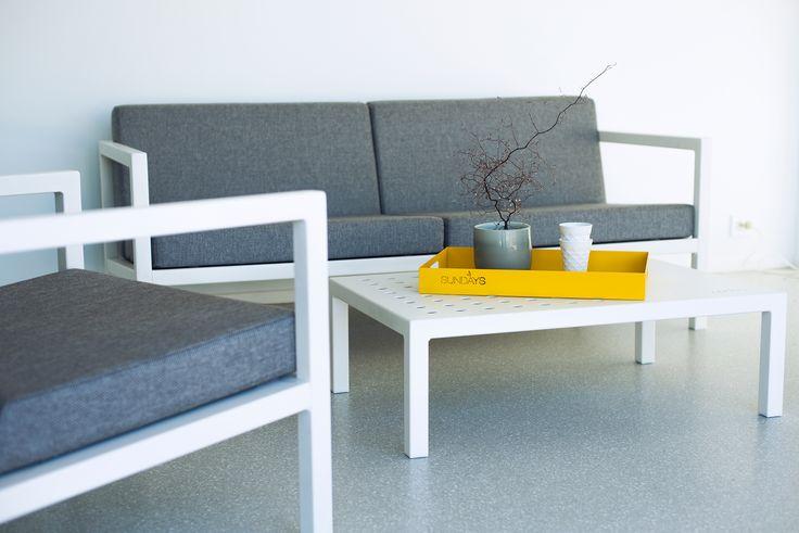 Sundays Design (100% norsk design, hagemøbler ) - spisebordVerket ...