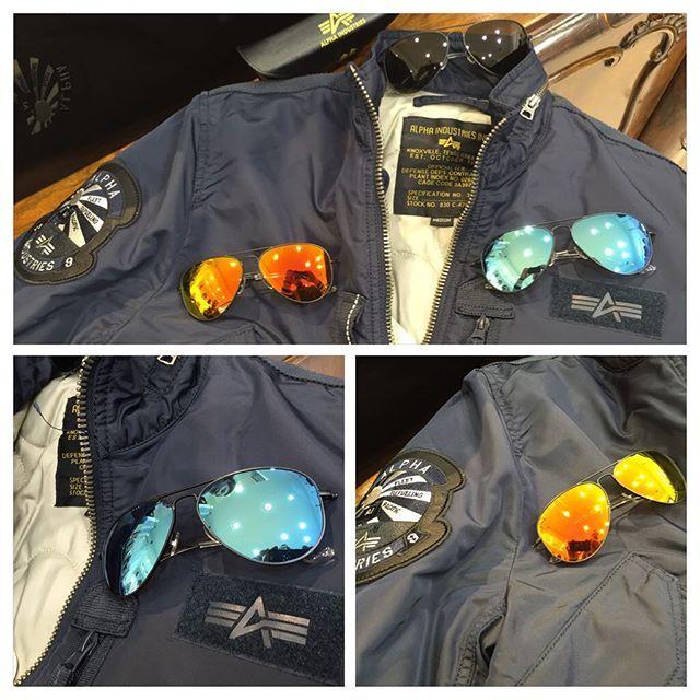 #johnandy #newarrivals #alphaindustries #jackets #sunglasses #topgun #tomcruise #call_for_orders #00302109703888  https://www.john-andy.com/gr/brands/alpha-industries.html?limit=all