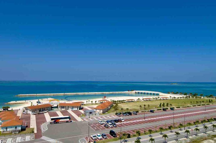 【沖縄おすすめ情報】美々ビーチいとまん(びびビーチいとまん)