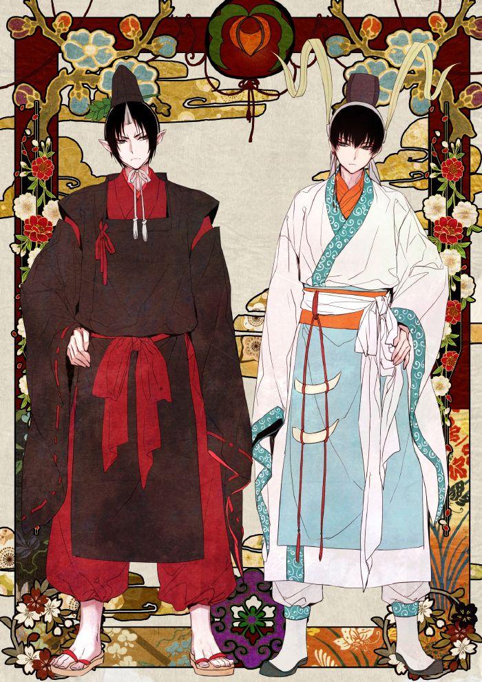 Hoozuki no Reitetsu/#1748099 - Zerochan