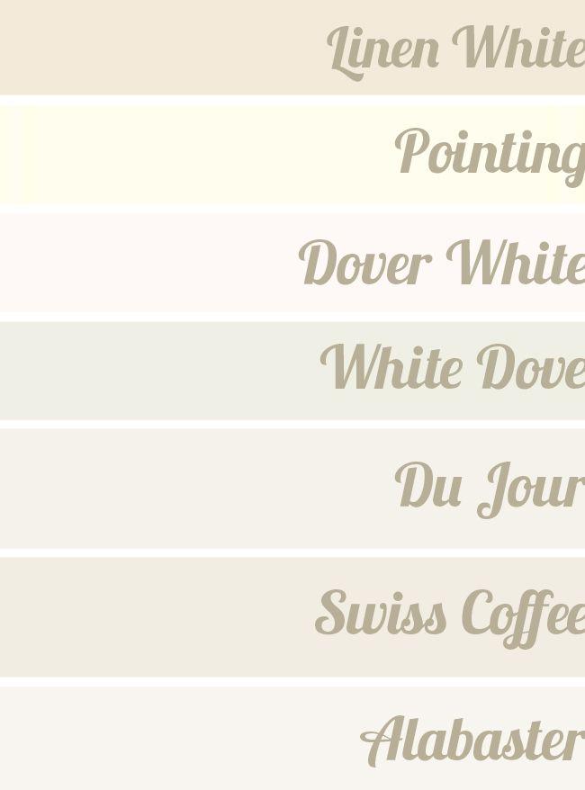 25 best ideas about benjamin moore linen white on. Black Bedroom Furniture Sets. Home Design Ideas