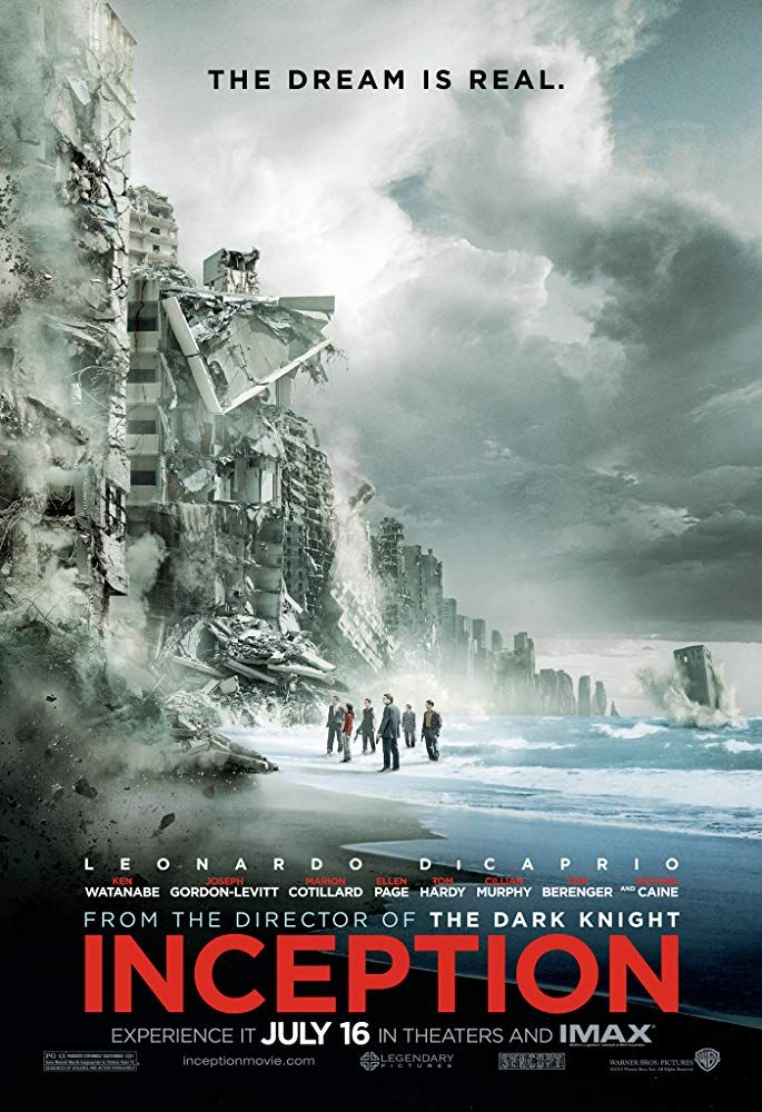 Nachalo 2010 Imdb Inception Movie Inception Poster Best Movie Posters