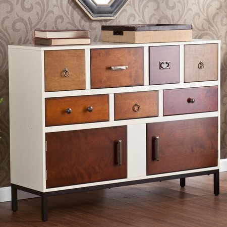 Tanner Console - chest of drawers- nv