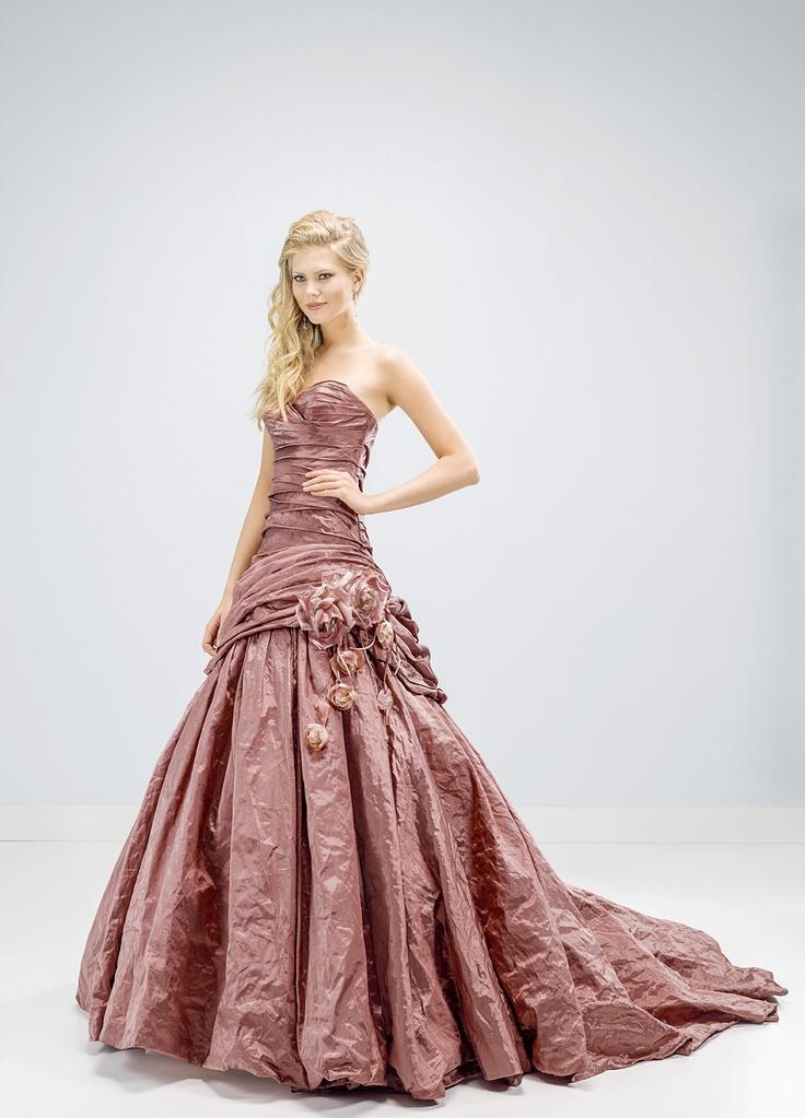 Bridal dress D6467