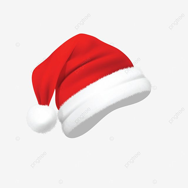 Merry Christmas Santa Hat Png Clipart Happy New Year Hat Clipart Christmas Hat Card Png And Vector With Transparent Background For Free Download Merry Christmas Santa Christmas Hat Happy New Year
