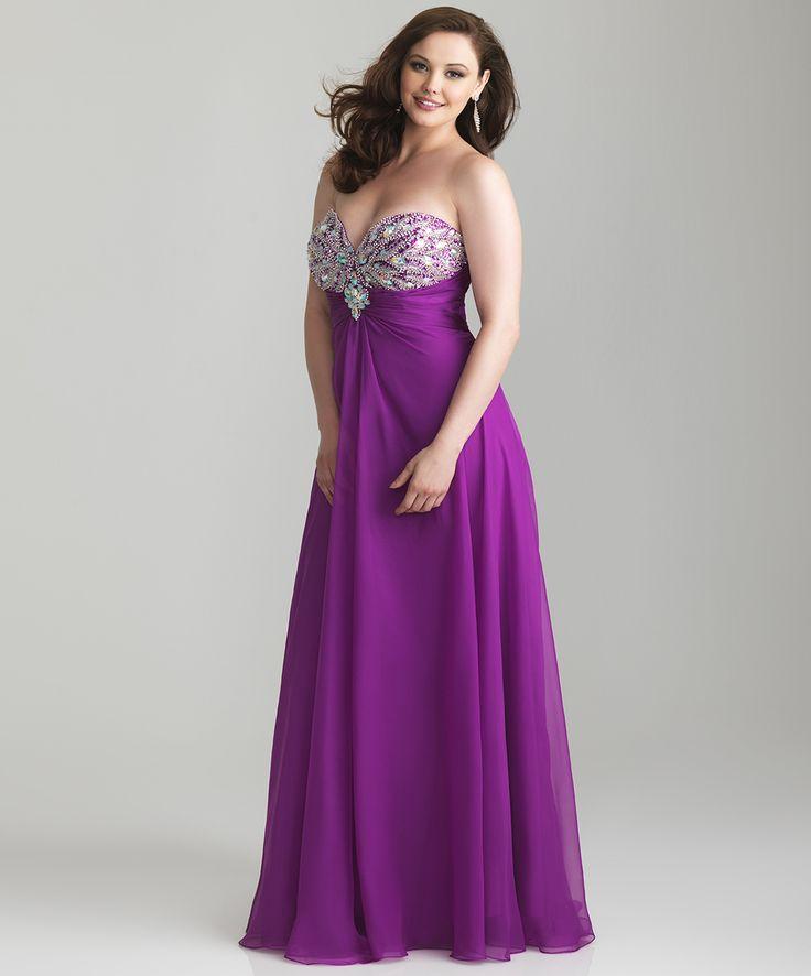 plus size bridesmaids | Plus Size Dresses | Color Attire